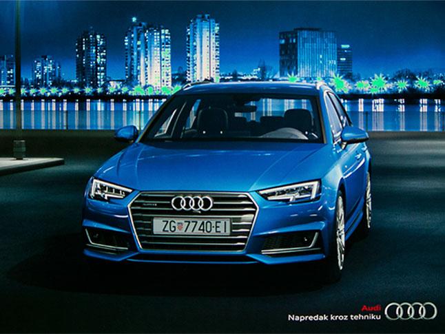 Audi Financial Services >> POSTER AUDI - Cerovski