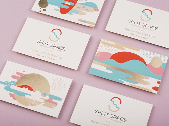 Split space business cards cerovski colourmoves